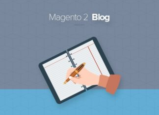 Magento blog extension