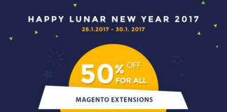 lunar new year 2017 sale