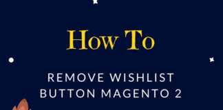 remove Wishlist button Magento 2
