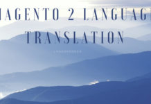 magento 2 language translation