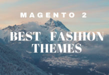 Best Magento 2 Fashion Themes