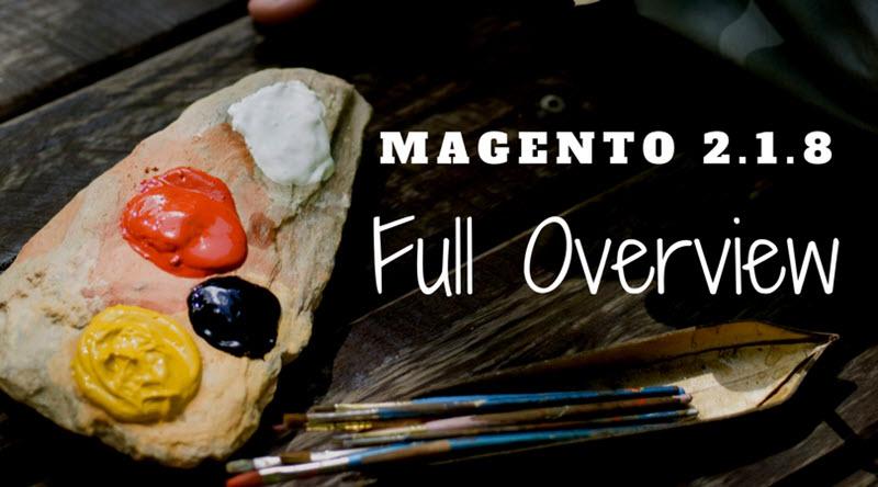 latest version magento 2.1.8