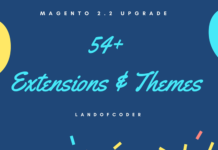 upgrade magento 2.2 extension