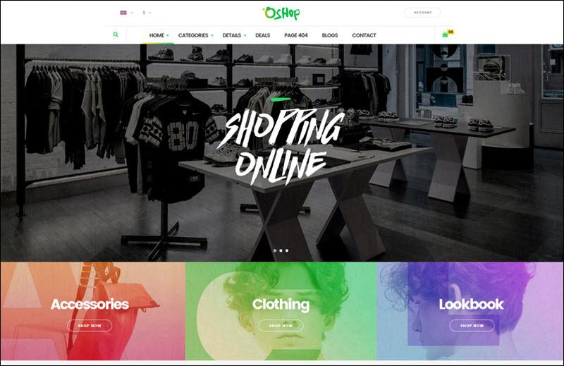 ves oshop magento 2 theme marketplace
