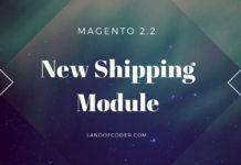 magento 2.2 shipping module