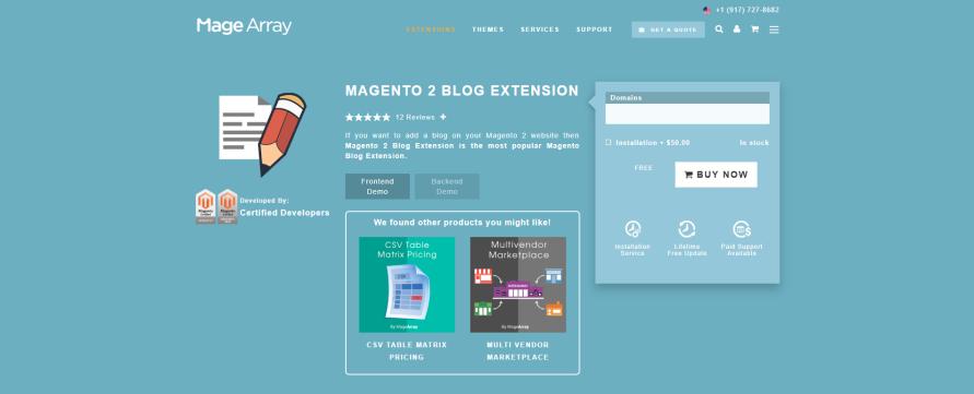 magearray magento 2 blog