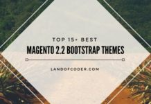 magento 2.2 bootstrap themes