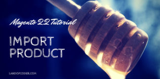 Import Product magento 2.2