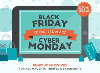 BIG SALE Black Friday & Cyber Monday