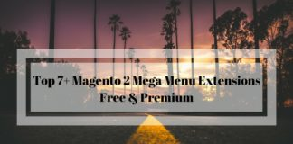best magento 2 mega menu extensions