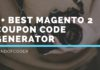 4+ Best magento 2 coupon code generator