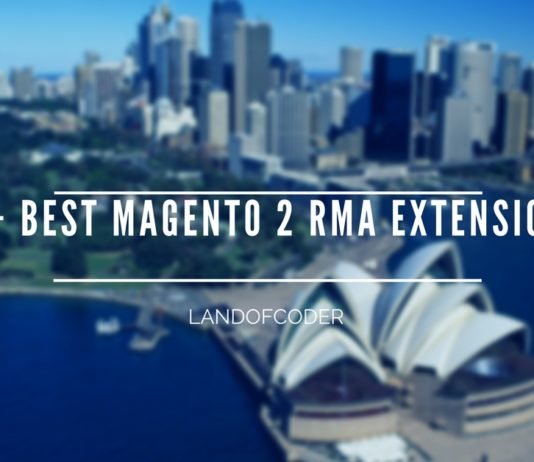 5+ Best magento 2 RMA extensions
