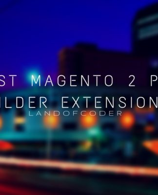 6+Best magento 2 page builder extensions
