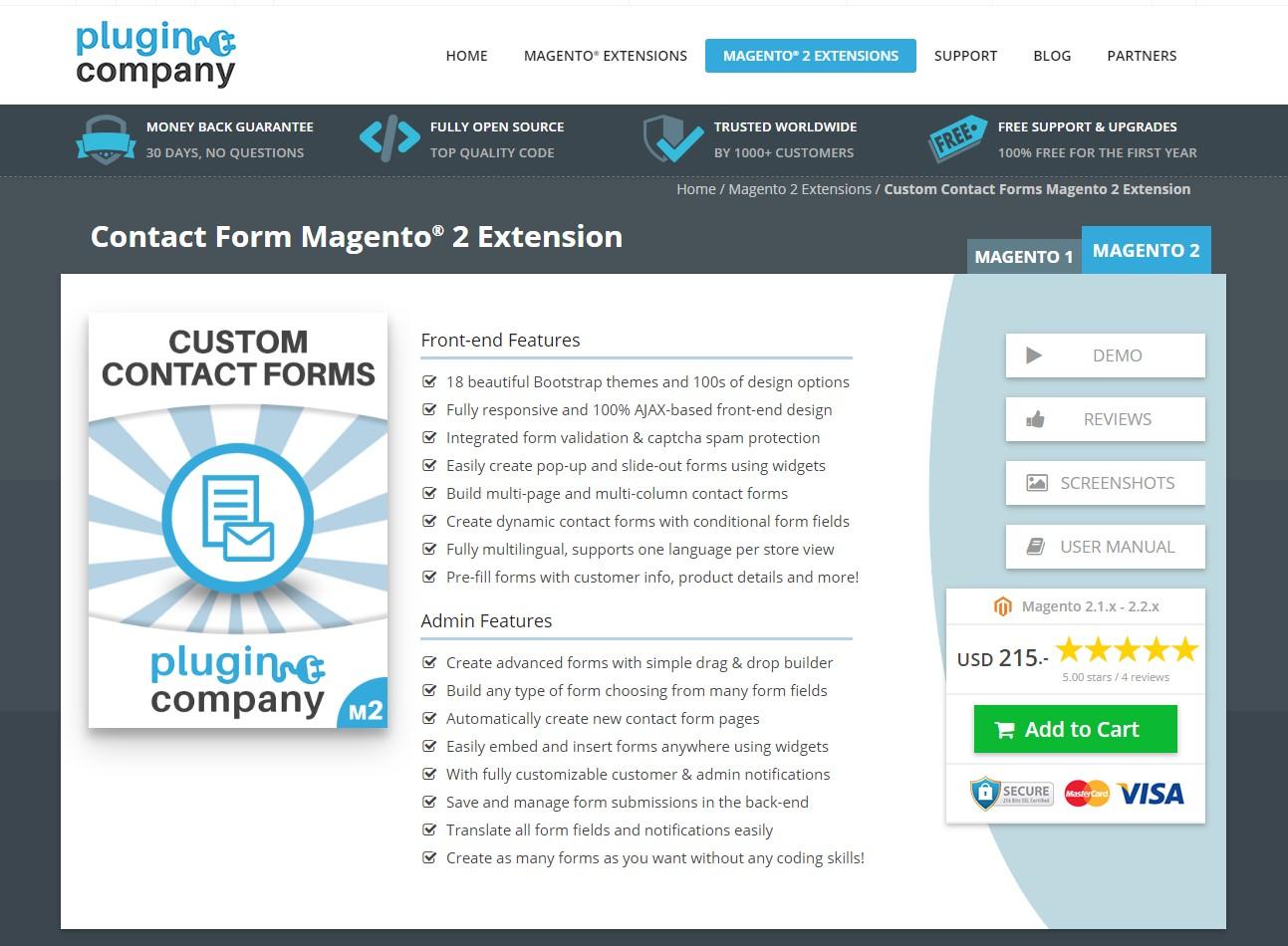 Top 5+ Best Magento 2 Form Builder Extension Free & Premium