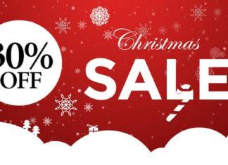 sale-off christmas