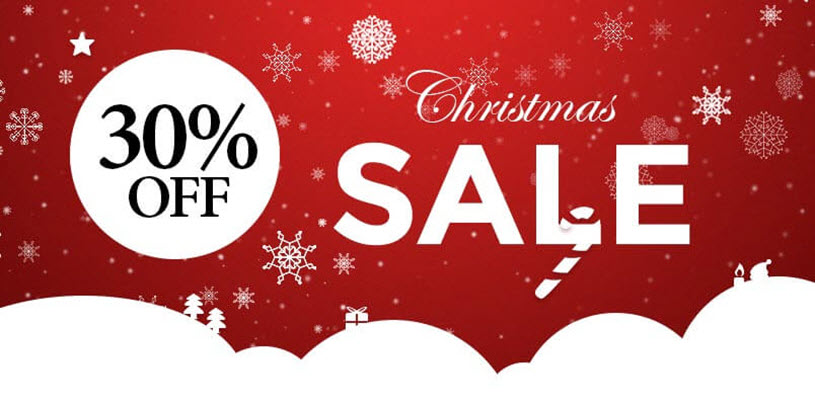 sale-off christmas