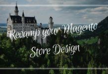 Revamp your Magento Store Design