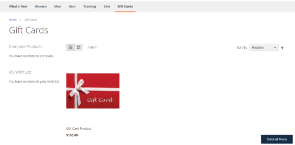 best gift card for magento 2