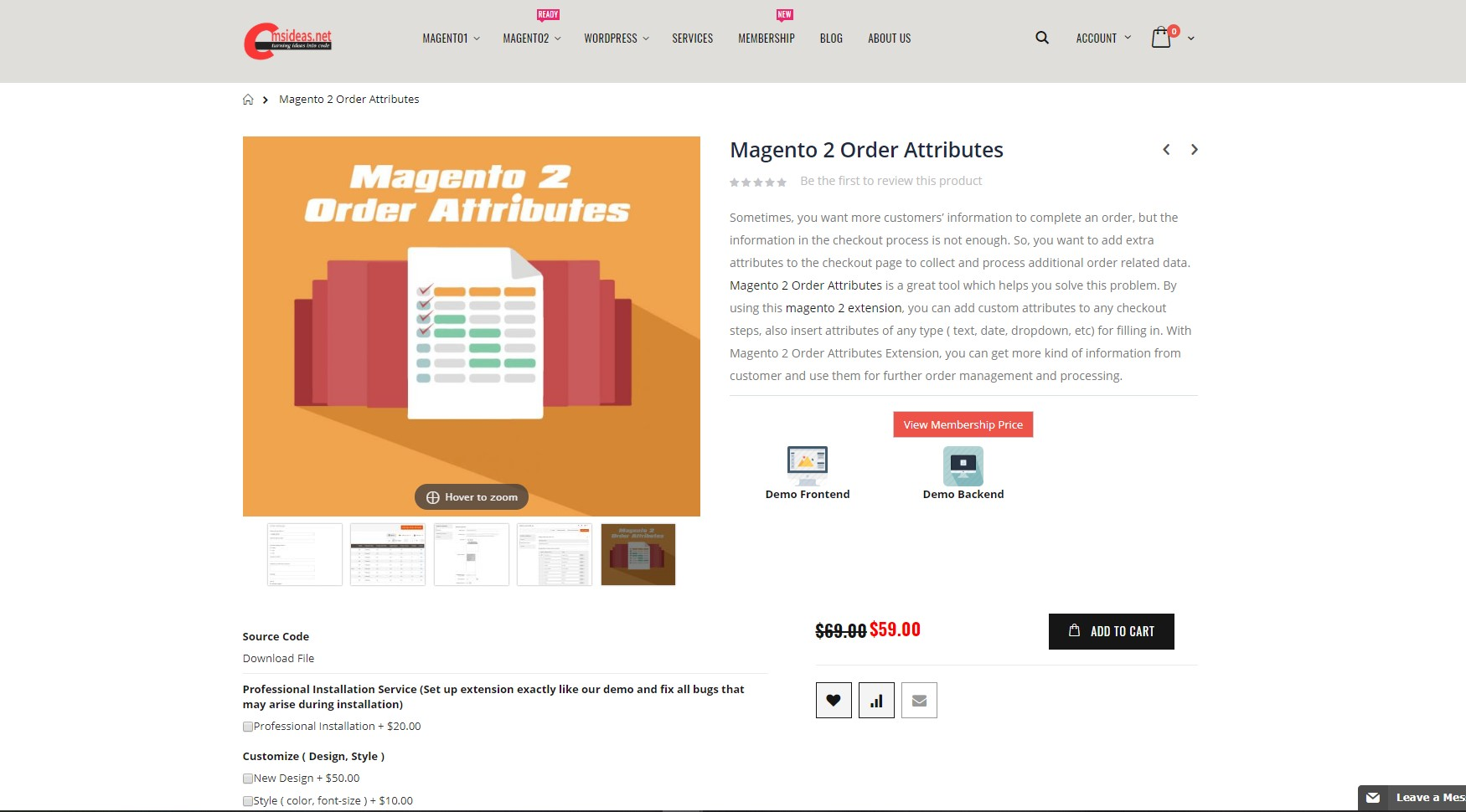 Top 10+ Best Magento 2 Order Attributes Extensions 2018