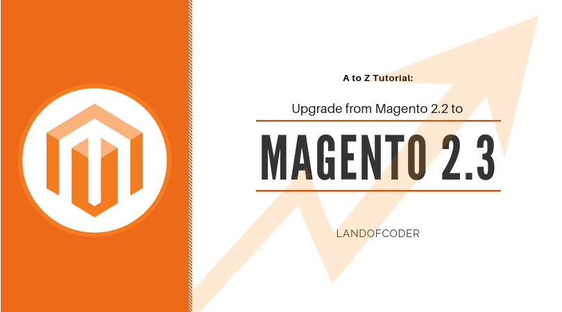 Image result for upgrade magento 2.2 to 2.3