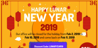 Happy lunar new year get 30% off on all magento extensions