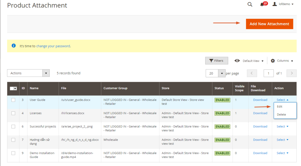 Magento-2-Product-Attachments-Extension-Edit-Download