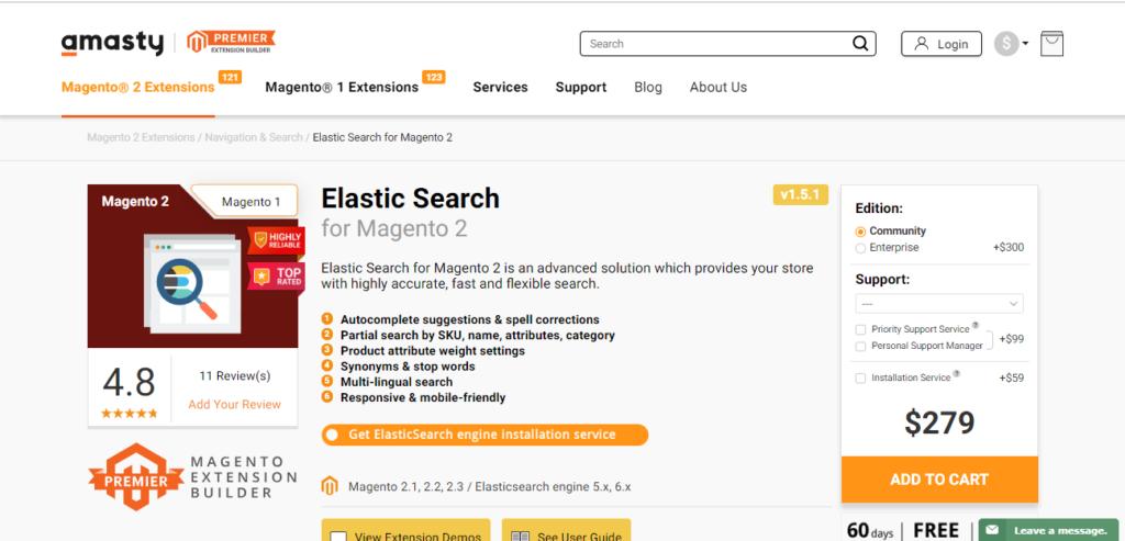 Top Magento 2 ElasticSearch Extension In 2019 | Premium & Free
