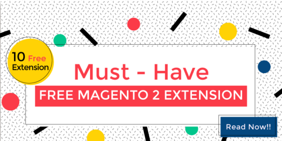 Magento 2 free extension