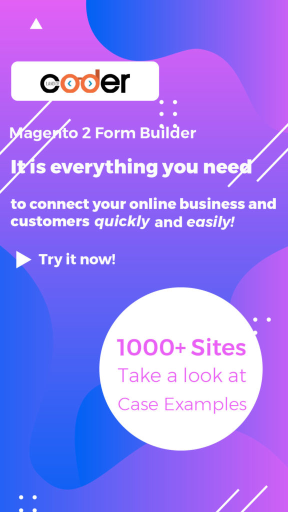 landofcoder magento 2 form builder connect business and customers quickly and easily