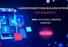 Landofcoder magento 2 form builder successful websites examples