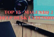 top 15 magento 2 help desk extension free & premium